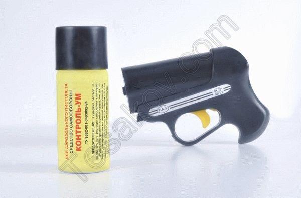 Аэрозольный пистолет ПА 2