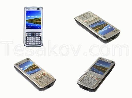 электрошокер мобильный телефон