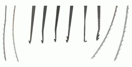 Миниатюрные инструменты для незаметного вскрытия замков