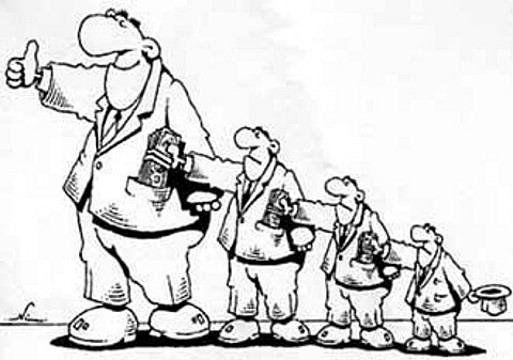 Коррупция - еще одна притча во языцах сегодняшнего дня
