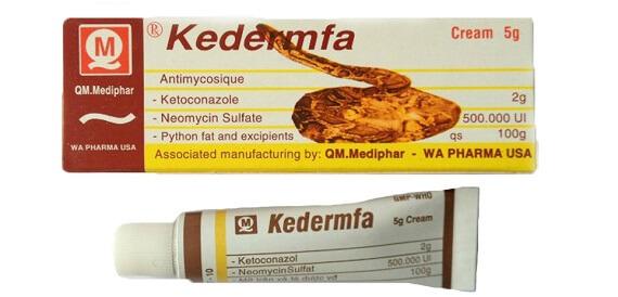 крем Kedermfa