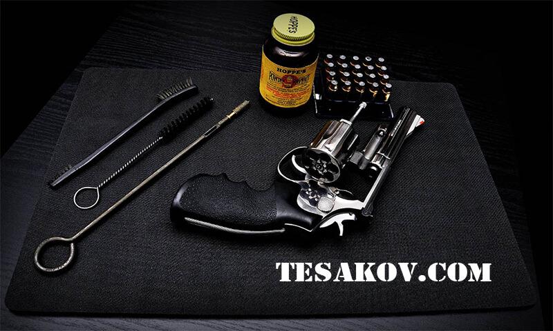 набор для обслуживания револьвера