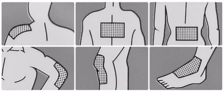 инструкция для корейского обезболивающего средства