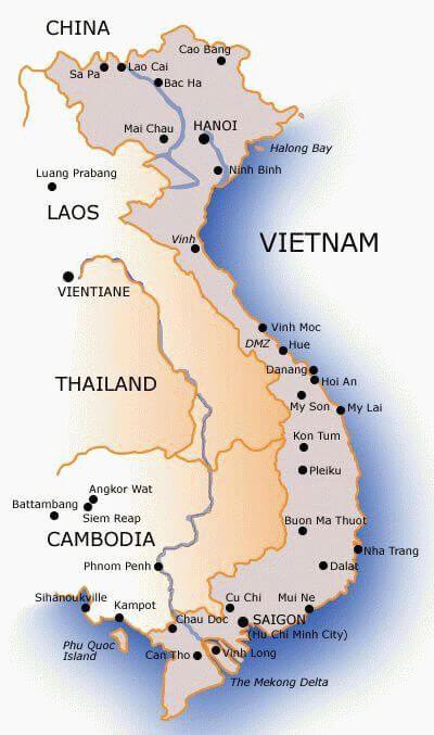 стоимость доставки товаров из Вьетнама