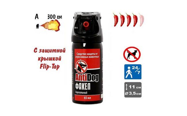 Antidog Факел (65 мл)