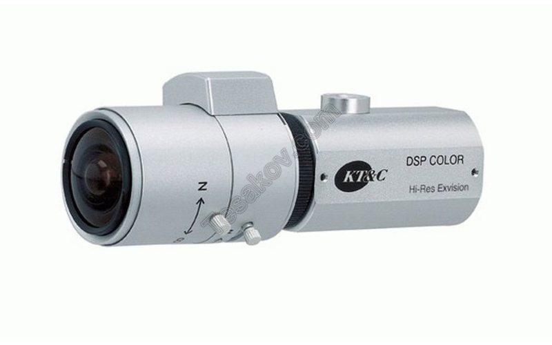 KPC-650CHQ цветная видеокамера KT&C