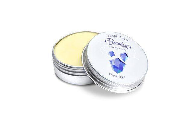 Бальзам для бороды и усов Borodist Sapphire (30 гр.)