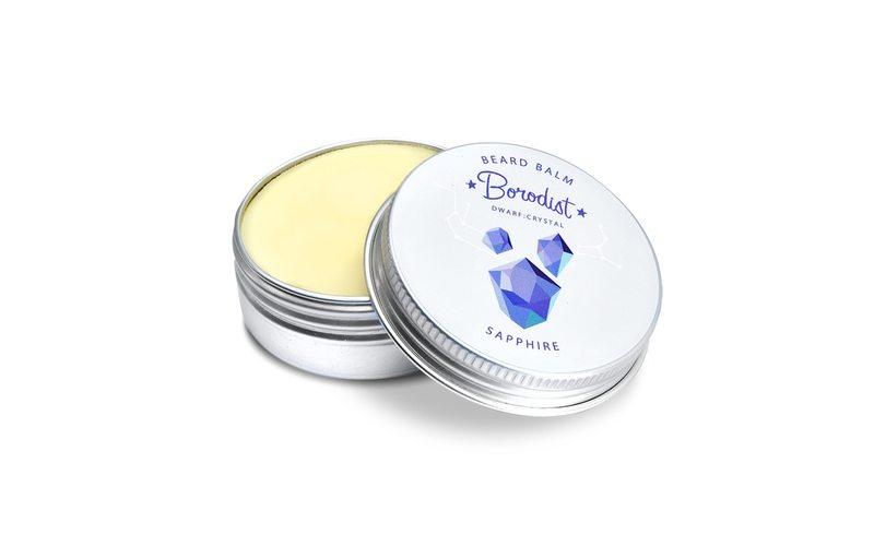 Бальзам для бороды и усов Borodist Sapphire