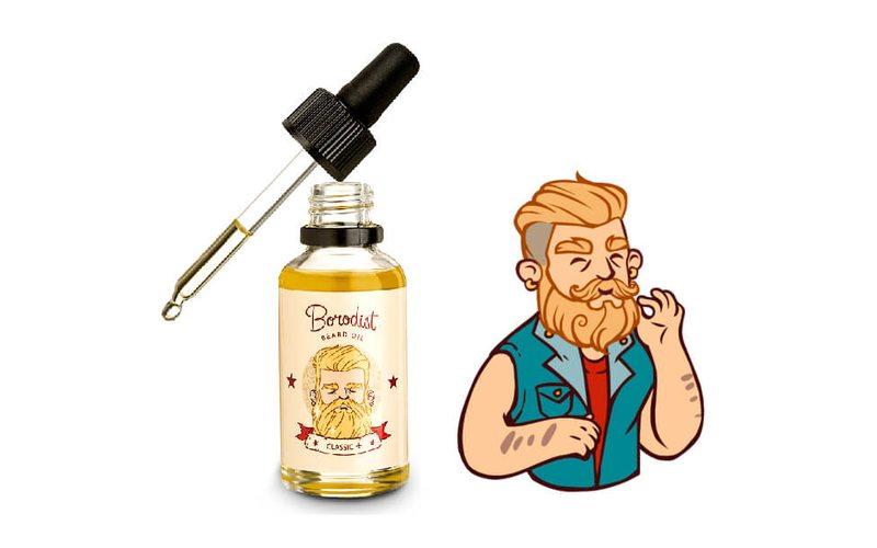 Масло Classic для ухода за бородой