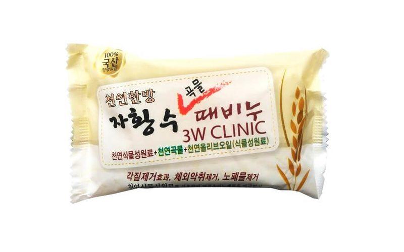 3W Clinic с экстрактом злаков