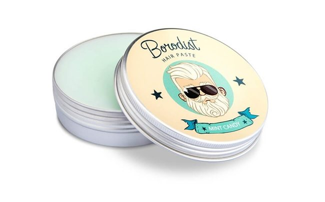 Паста для волос Borodist Mint Candy