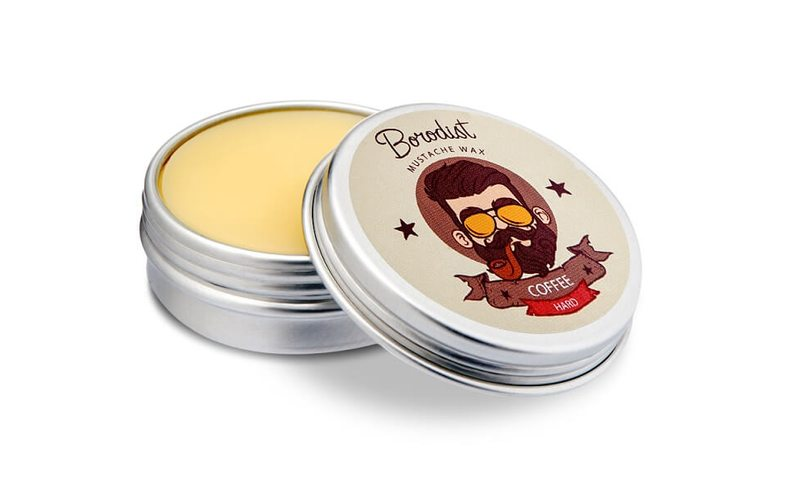 Воск для усов и бороды Coffee Wax