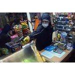 Нападение на продавщицу в Севастополе