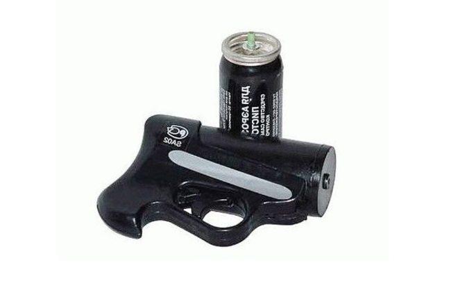 Аэрозольный пистолет ПА-2