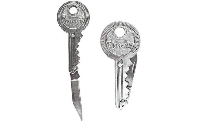 Cкладной нож ключ