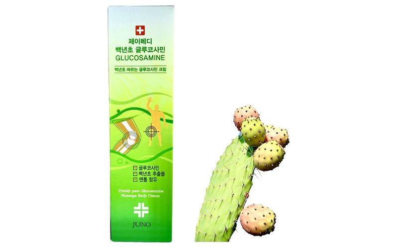 Juno крем-гель для суставов с глюкозамином (Корея)