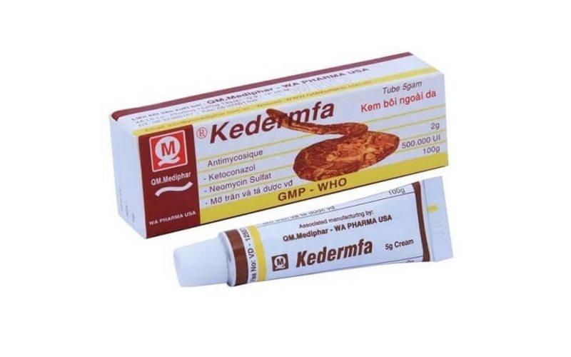 Противогрибковый крем Kedermfa
