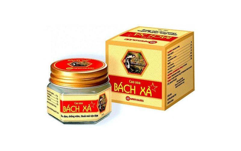 Мазь Bach Xa на основе змеиного яда кобры (20 г)