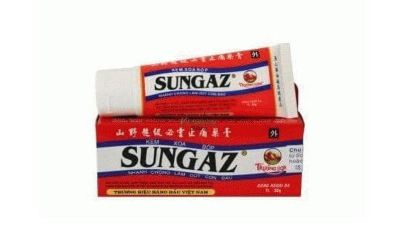 Крем-бальзам Sungaz 30 грамм