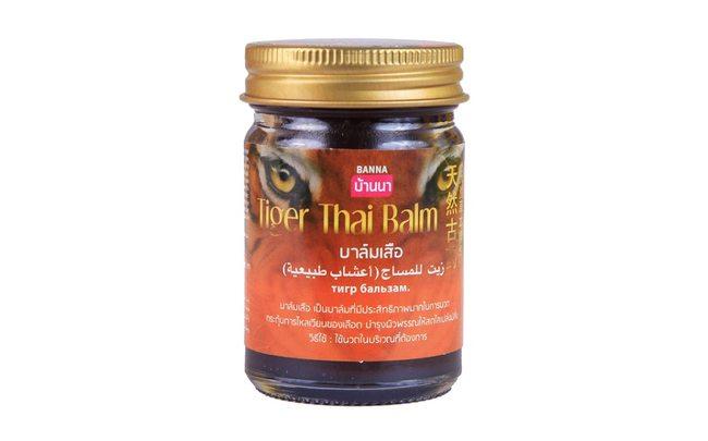 Тигровый бальзам Banna