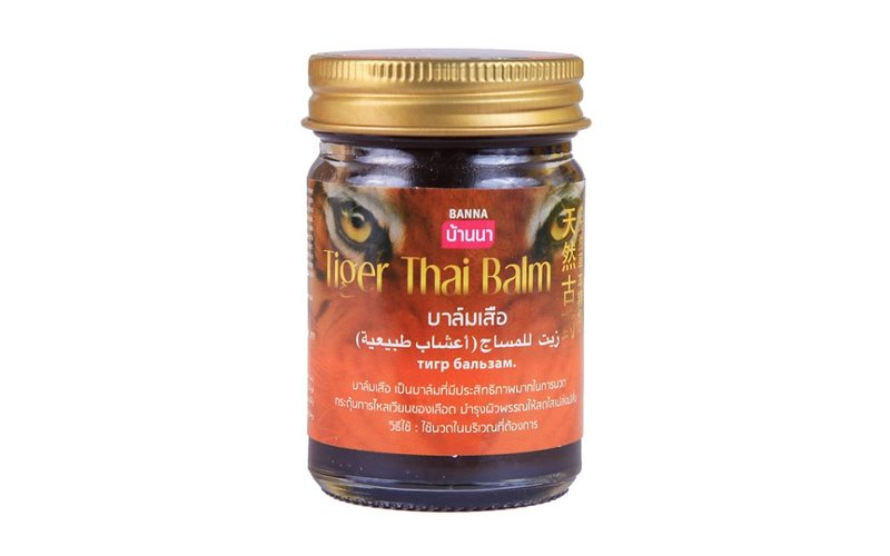 Tiger Thai Balm от болей в суставах (50 мл)