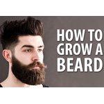 Как отрастить красивую бороду?