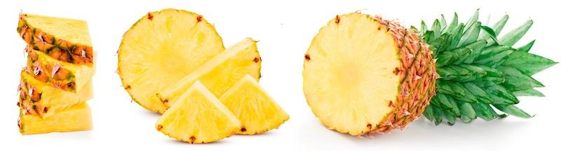 порошок ананаса для чистки зубов
