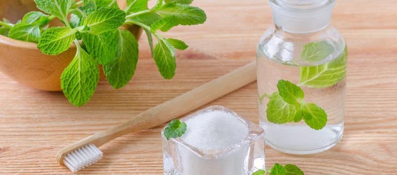 отбеливающий порошок с экстрактом чая
