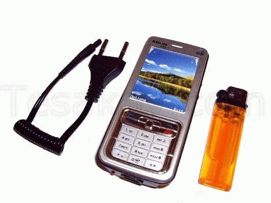электрошокер телефон