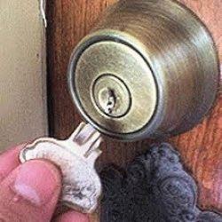 Сломался ключ в Замке?