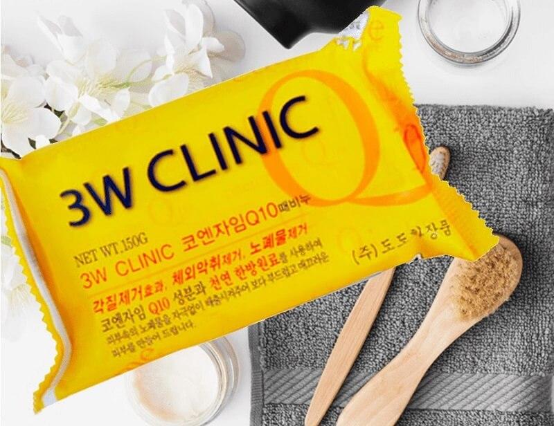 3w clinic с q10