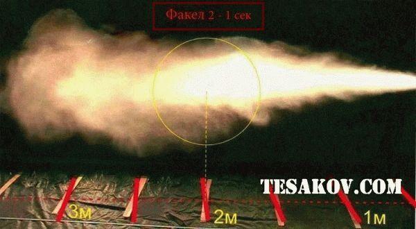 тест факел-2